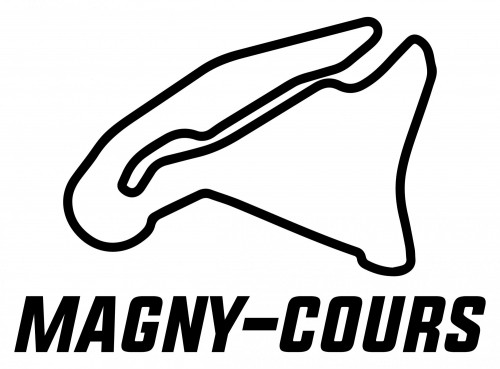 Circuit Magny-Cours sticker