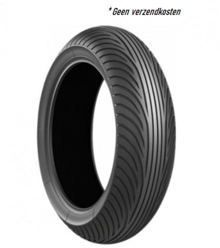 Bridgestone RAIN W01 rear 165/630-17