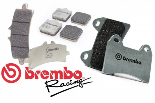 Brembo RC type RACING CARBON per 4 verpakt