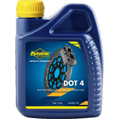 Putoline Brake Fluid Dot 4
